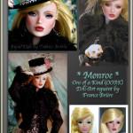 Dynamite Doll Monroe