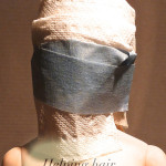 Gene hair wrapped