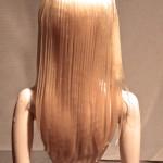 Gene hair done back